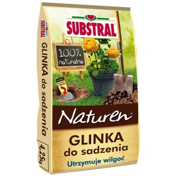 Glinka do sadzenia Naturen 4,25 kg SUBSTRAL